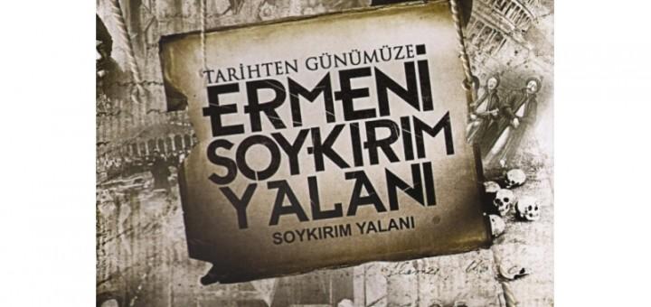 Ermeni Soykırım Yalanı -DVD 1- (Ön Kapak)-800x800