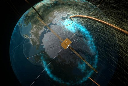 earth-satellite