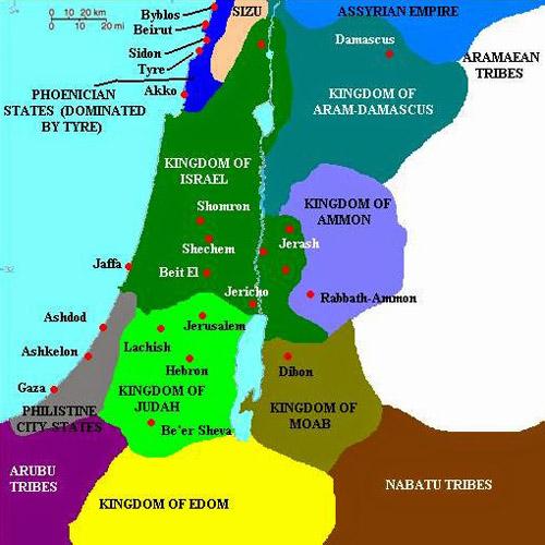 194-04-israil-kabileleri